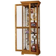 Howard Miller Moorland Curio Cabinet 680471