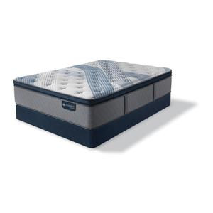 SertaiComfort Hybrid - Blue Fusion 1000 - Luxury Firm - Pillow Top - Queen