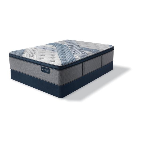 See Details - iComfort Hybrid - Blue Fusion 1000 - Luxury Firm - Pillow Top - Queen