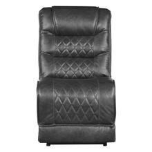 View Product - Power Armless Reclining Chair