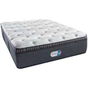 SimmonsBeautyRest - Platinum - Haddock Meadow - Luxury Firm - Pillow Top - Cal King