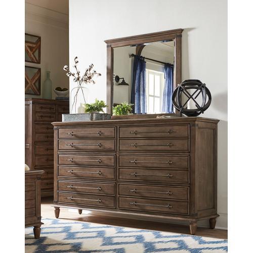 Gallery - 6-Drawer Dresser