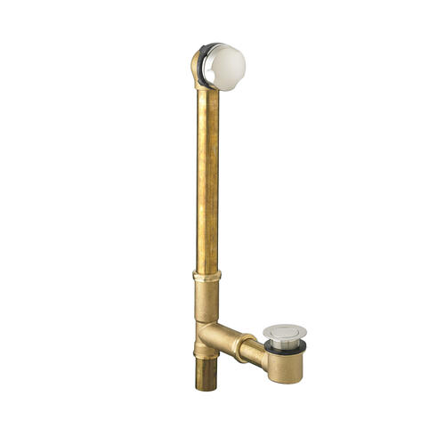 Universal Bath Drain - Brushed Nickel