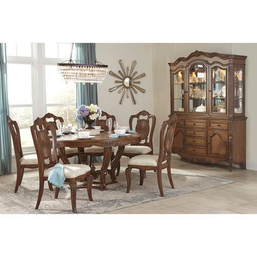 Homelegance - Round Dining Table