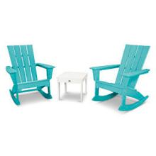 View Product - Quattro 3-Piece Rocking Chair Set in