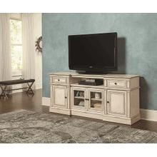 72 Inch Console - Bisque Finish