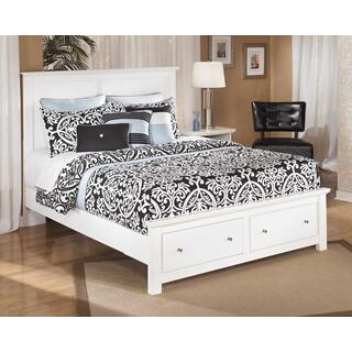 Bostwick Queen Storage Bedframe