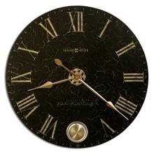 Howard Miller London Night Brass Oversized Wall Clock 620474