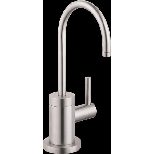 Steel Optic Beverage Faucet, 1.5 GPM