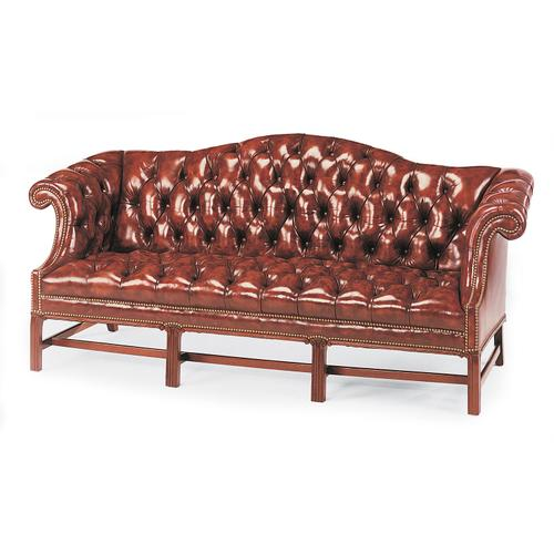 Hancock and Moore - 2862 CAMELBACK TUFTED LOVESEAT