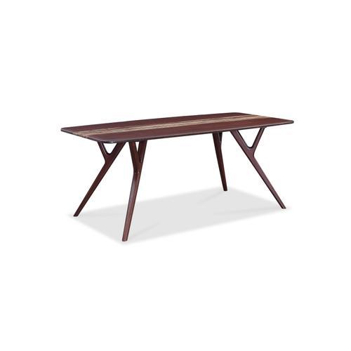 Greenington Fine Bamboo Furniture - Azara Dining Table, Sable