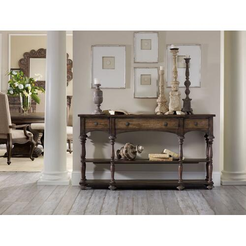 Living Room Rhapsody Thin Console