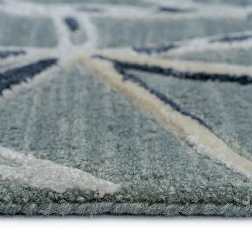 Capel Rugs - Shattered Aluminum - Rectangle - 5' x 8'