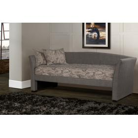 Montgomery Complete Twin-size Daybed, Medium Gray Fabric