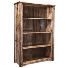 Homestead Collection Bookcase with Adjustable Shelves, Stain and Lacquer Finish