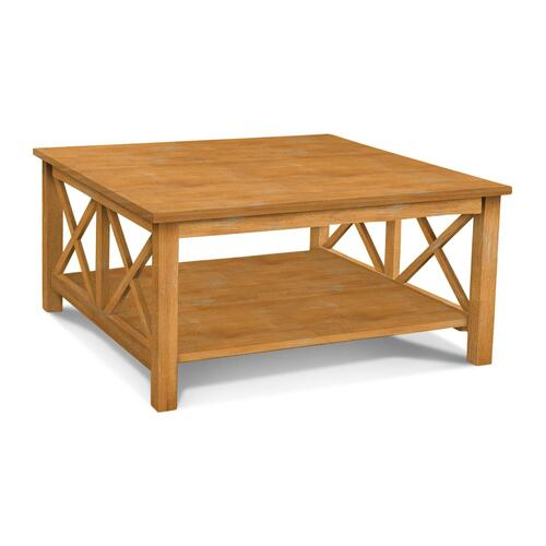 John Thomas Furniture - Hampton Square Coffee Table
