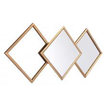 Rombos Mirror Gold