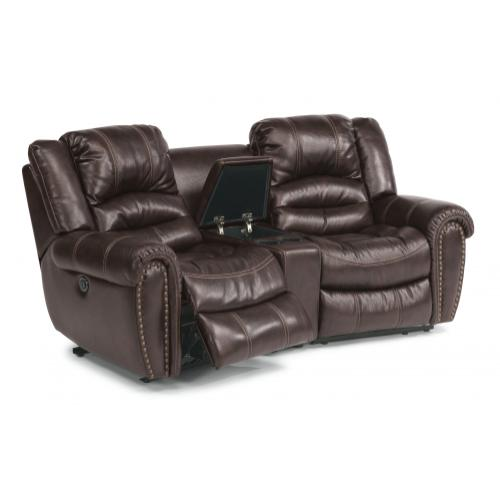Crosstown Power Reclining Sectional