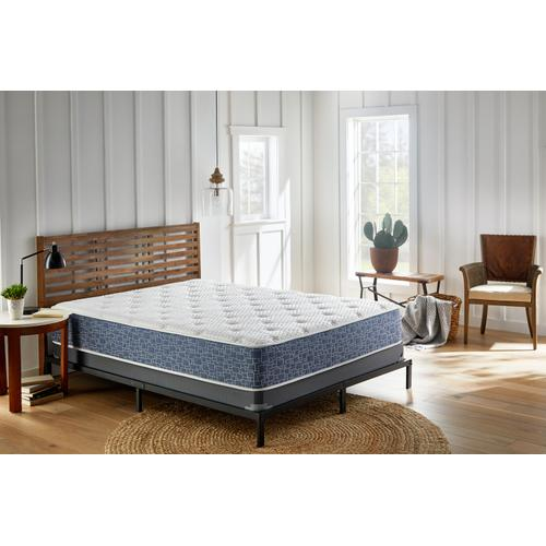"American Bedding 11"" Firm Tight Top Mattress in Box, King"