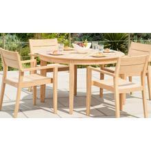 """Tivoli 49"""" Round Dining Table"""