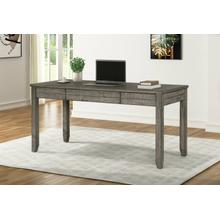 View Product - TEMPE - GREY STONE 65 in. Writing Desk