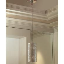 See Details - Coil Single Pendant-Nickel