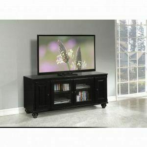 ACME Ferla TV Stand - 91103 - Black