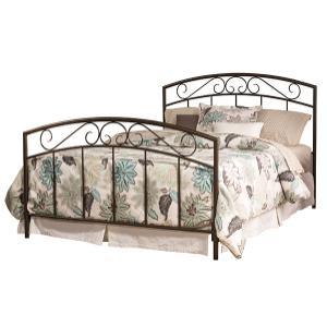 Wendell Queen Bed Set Textured Black
