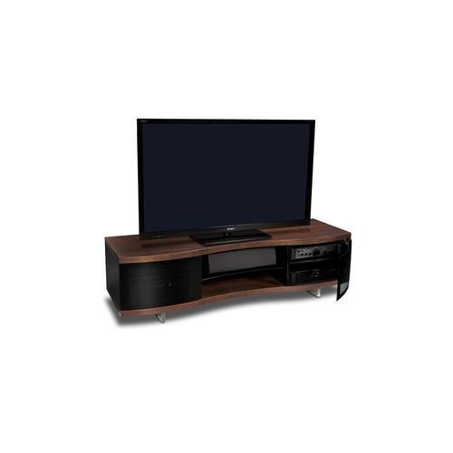 BDI Furniture - Ola 8137 Media Cabinet in Chocolate Stained Walnut