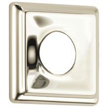 See Details - Polished Nickel Flange - Shower