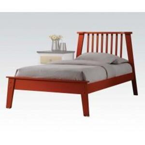 Acme Furniture Inc - Marlton Orange Full Bed