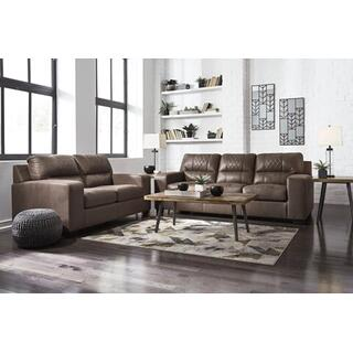 Narzole Sofa and Loveseat Set