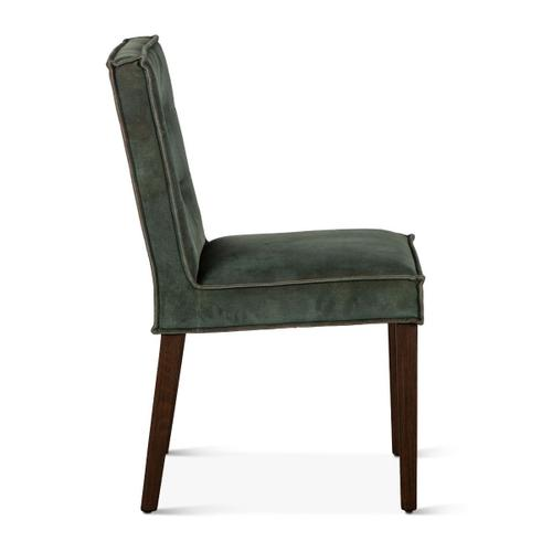 Product Image - Madison Side Chair Weathered Green Velvet