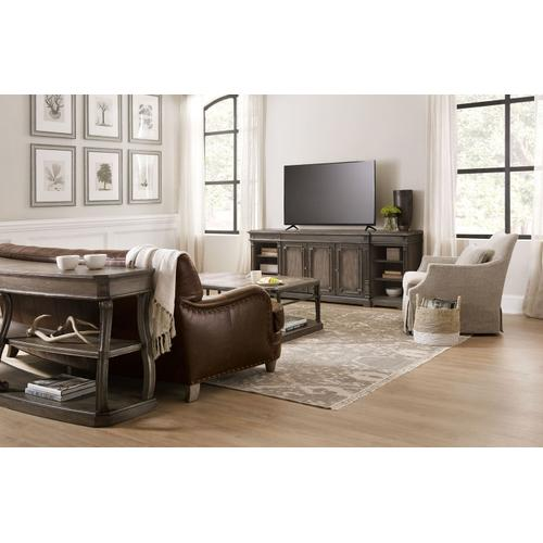 Home Entertainment Woodlands Entertainment Console
