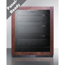 """See Details - 24"""" Wide Built-in Beverage Center, ADA Compliant (panel Not Included)"""