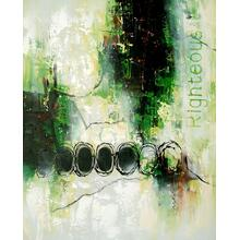 See Details - Modrest ADC3514 - Abstract Oil Painting