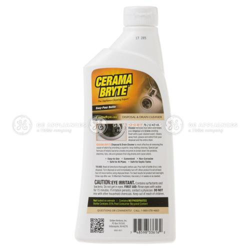 Cerama Bryte Disposal & Drain Cleaner