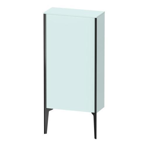 Product Image - Semi-tall Cabinet Floorstanding, Light Blue Matte (decor)