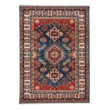 "Landis-Kazak Century Blue - Rectangle - 3'3"" x 4'10"""