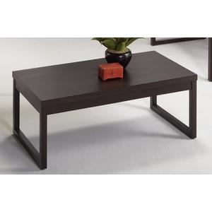 Cocktail Table - Dark Chocolate Finish