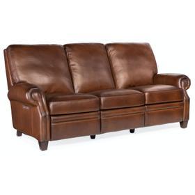 Living Room Sapindale Power Recline Sofa w/ Power Headrest