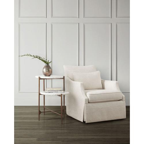 Living Room Skinny Accent End Table