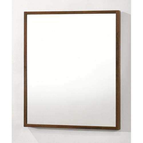 VIG Furniture - Nova Domus Berlin - Modern Walnut Mirror
