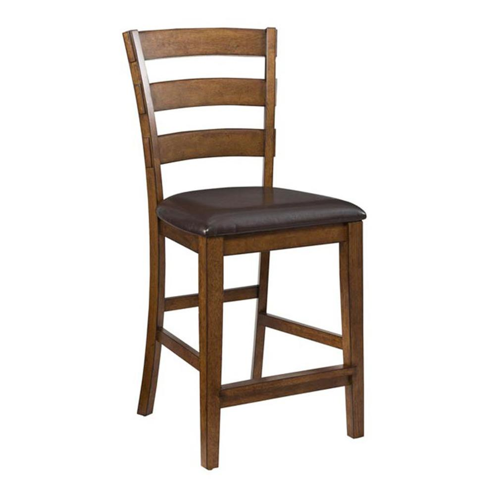 Santa Clara Ladder Back Counter Stool