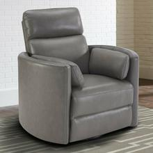 View Product - RADIUS - FLORENCE HERON - Powered By FreeMotion Power Cordless Swivel Glider Recliner