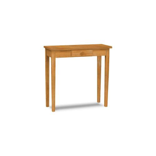 John Thomas Furniture - Rectangular Hall Table