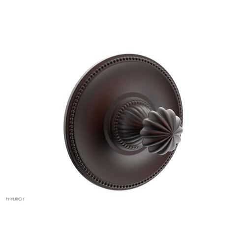GEORGIAN & BARCELONA Pressure Balance Shower Plate & Handle Trim PB3361TO - Weathered Copper