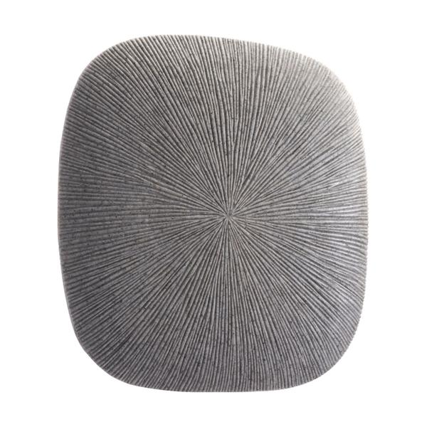 See Details - Small Square Granite Plaque Light Gray