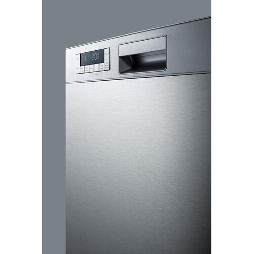 "24"" Wide Built-in Dishwasher"