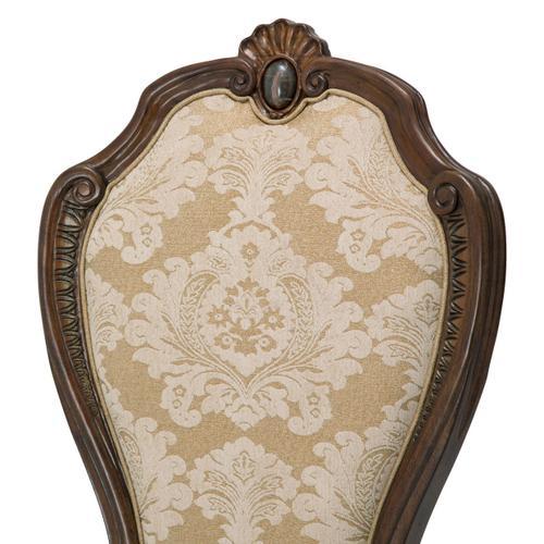 Assm. Side Chair Cognac